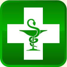 Caducé pharmacien