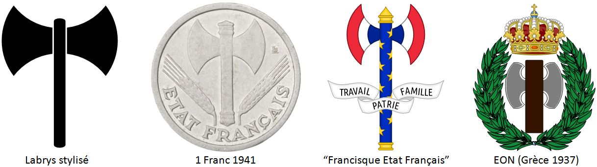 Labrys-Francisque