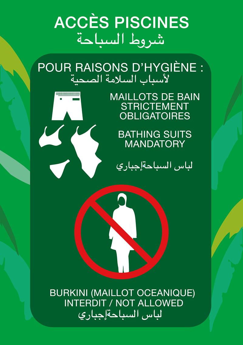 Burkini Hygiene