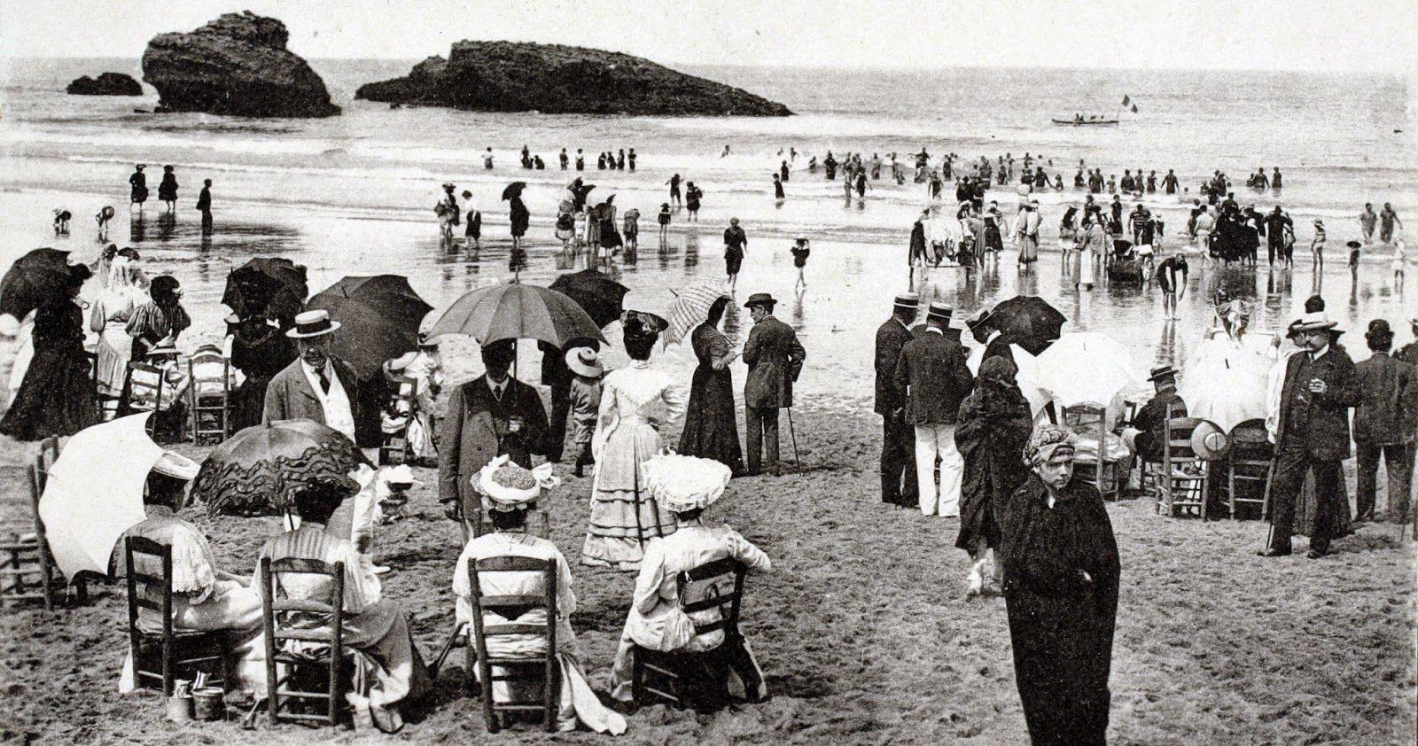 Bains 1900