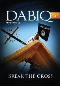 Dabiq 15 : Brisons Les Croix