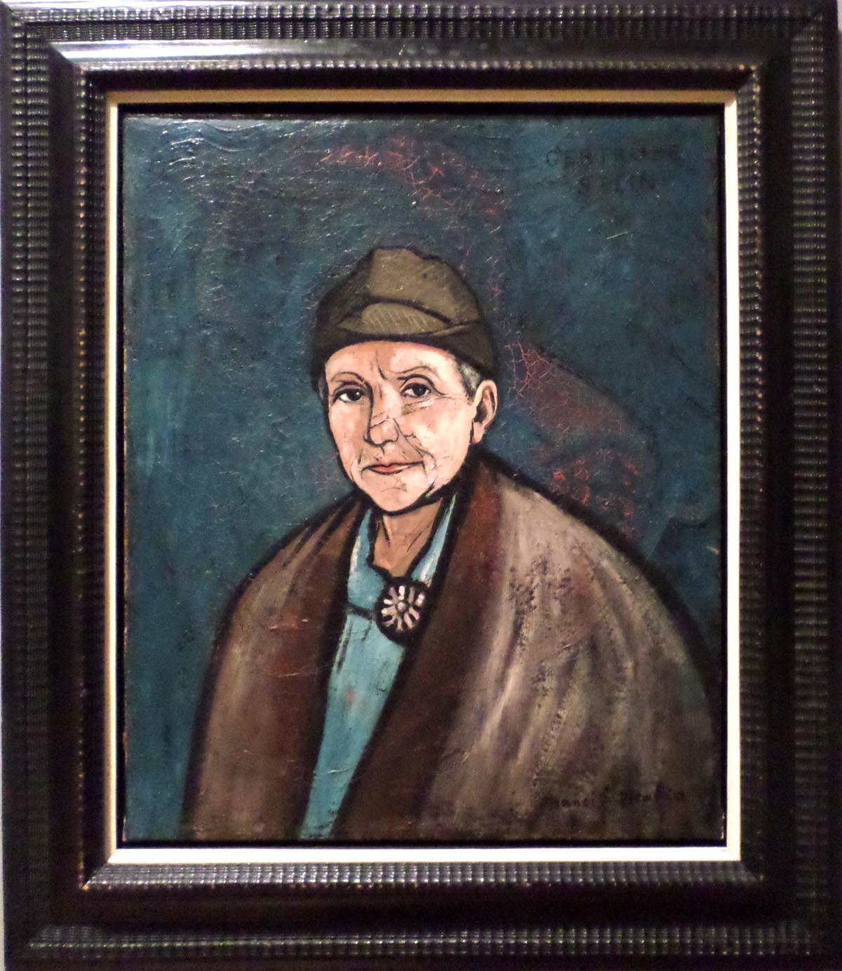 Gertrude Stein (1937)