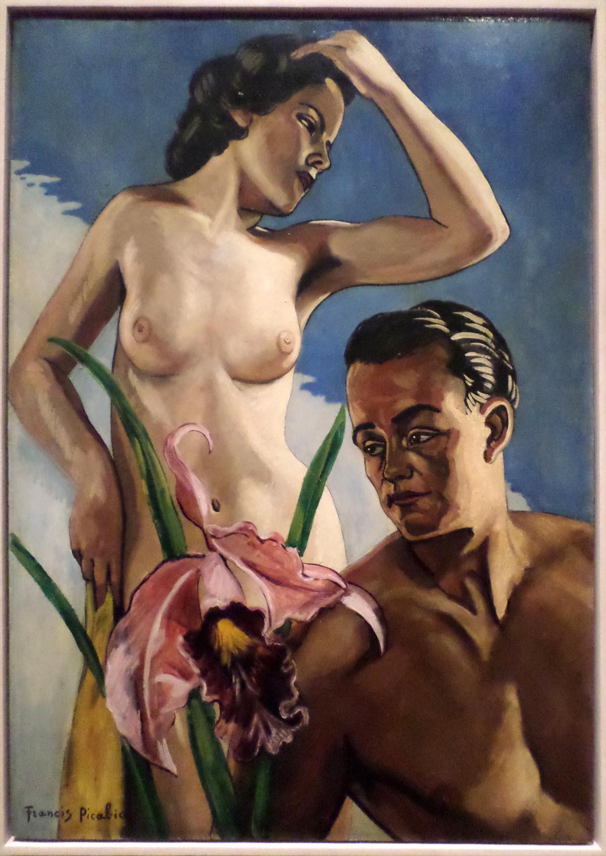 Adam et Ève (1942)