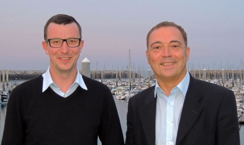 Jean-Yves de Chaisemartin et Thierry Simelière