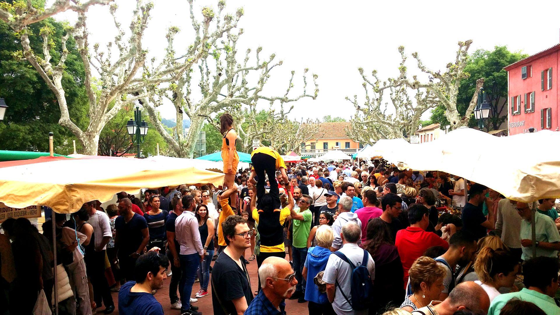 La Fête du Miel à Mouans-Sartoux
